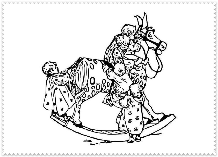 1 Iunie Ziua Copilului Fise De Colorat Planse De Colorat